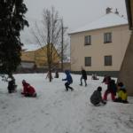 Tvoříme ze sněhu