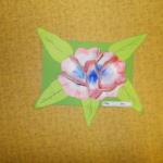 Plastické květy 002