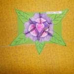 Plastické květy 006