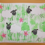 Ovce na louce 006