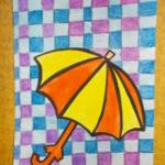 deštníky 045