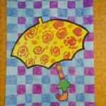 deštníky 049
