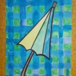 deštníky 052