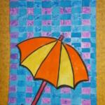 deštníky 053