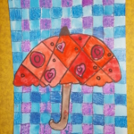deštníky 054