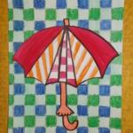 deštníky 055
