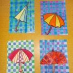 deštníky 056
