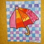 deštníky 058