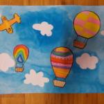 obloha s balony 021