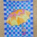 deštníky 027