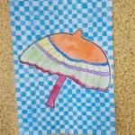 deštníky 030