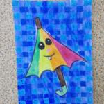 deštníky 032