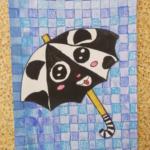 deštníky 033