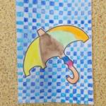 deštníky 038