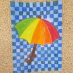 deštníky 043
