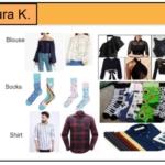 Laura K - AJ - CLOTHES