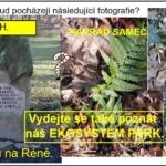 Simona H. - PŘ - procházka po PARKU, motivace k učivu EKOSYSTÉM PARK